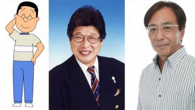 マスオさんの歴代声優一覧!後任の田中秀幸へ変更で違和感の理由とは!?