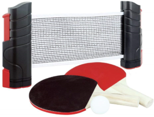 テーブルがあれば遊べる卓球セット
