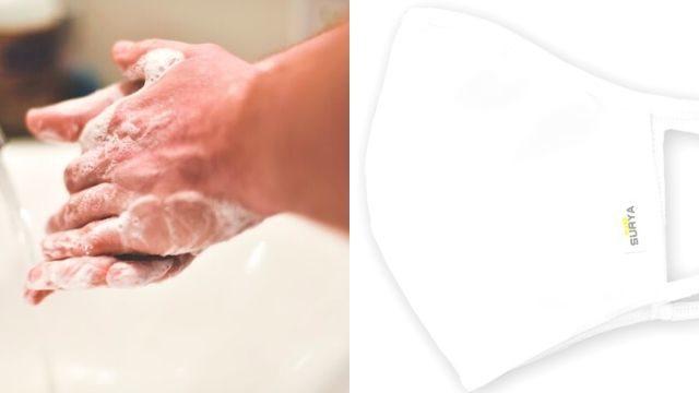 洗えるマスクのおすすめ!日本製の抗ウイルス製品が安心!在庫情報も!