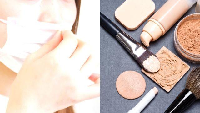 マスクの化粧を洗い落とす方法!洗い方のコツは洗剤と温度にあり!