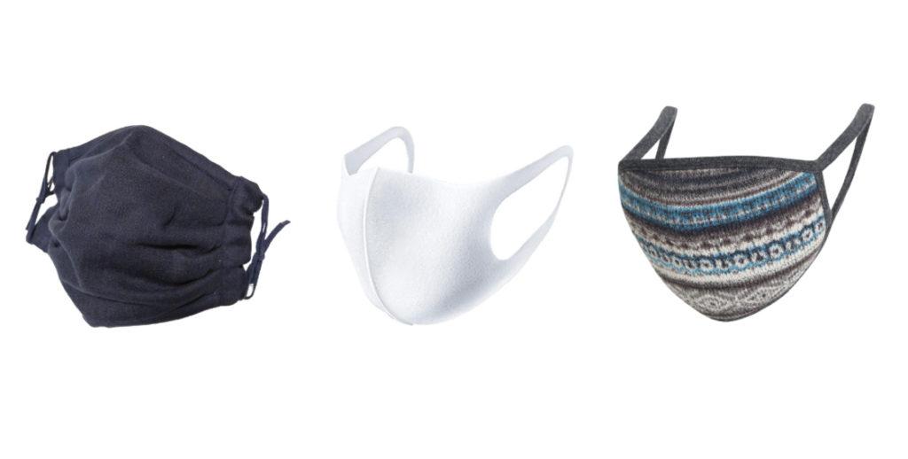 洗えるマスクのおすすめと在庫情報