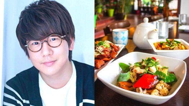 花江夏樹の嫁は料理上手!結婚後の幸せ太りで体重が激増?