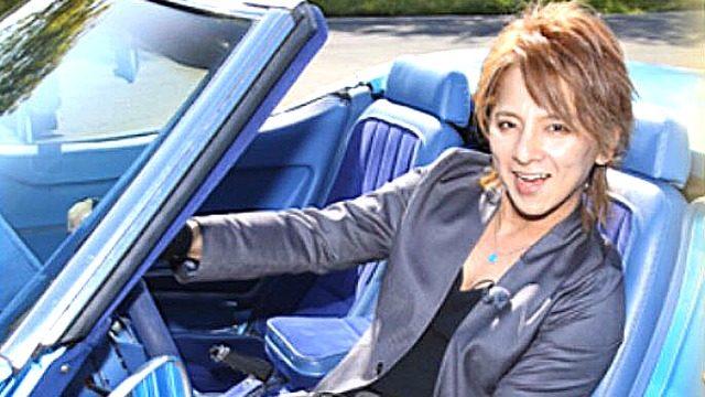 SOPHIA・松岡充の炎上車はコルベット!1968年式の価格はおいくら万円?