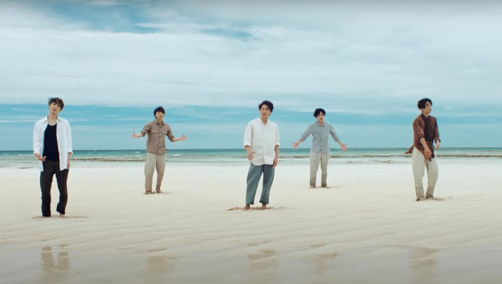 嵐のMV撮影場所の百合ヶ浜