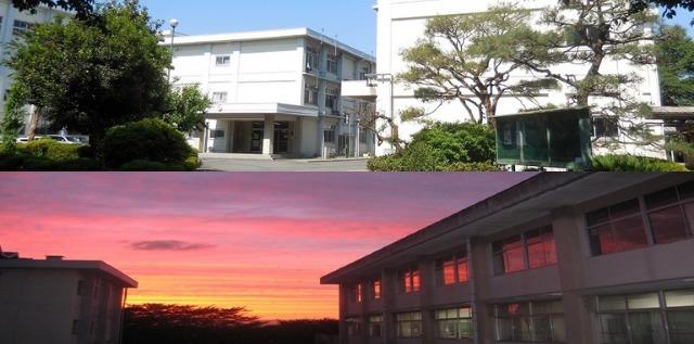 コクリコ坂からのモデル学校は希望ヶ丘高校