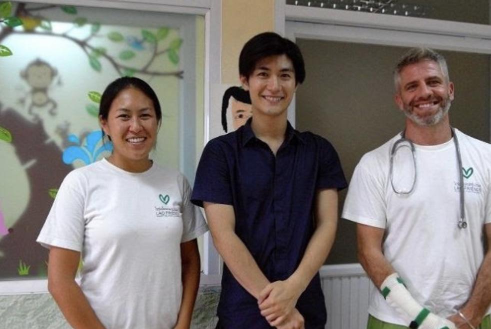 三浦春馬さんが寄付していたラオスの小児病院