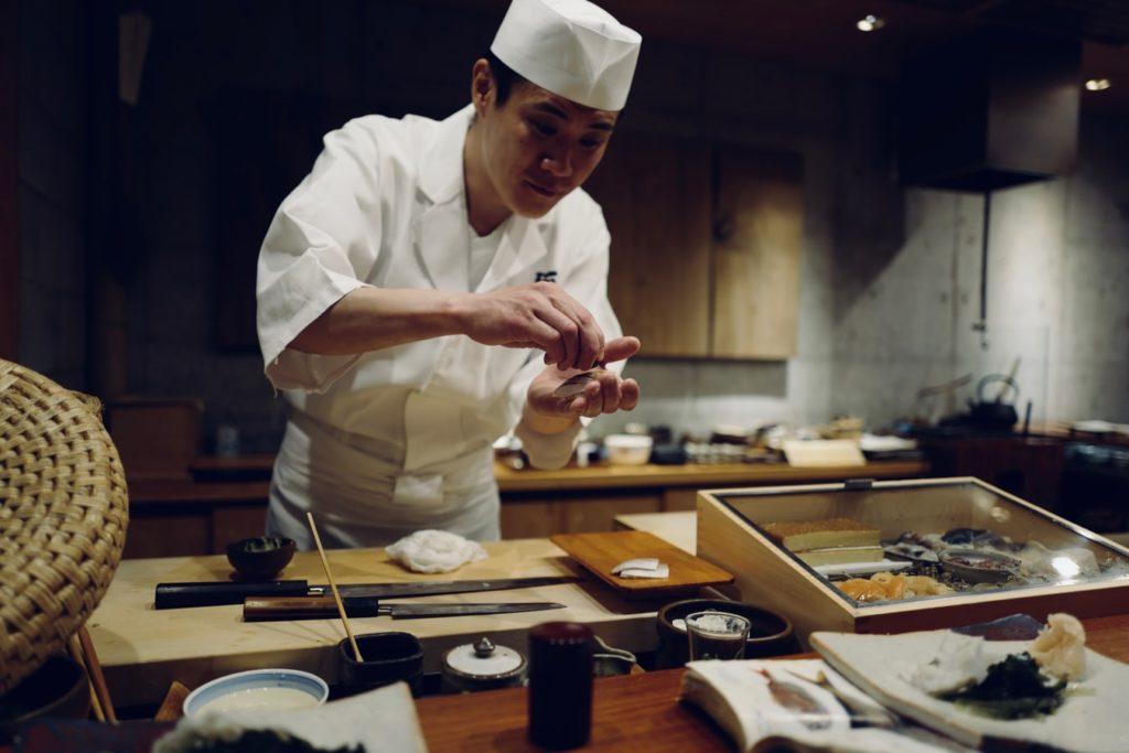 竹内結子さん行きつけの寿司屋が特定?