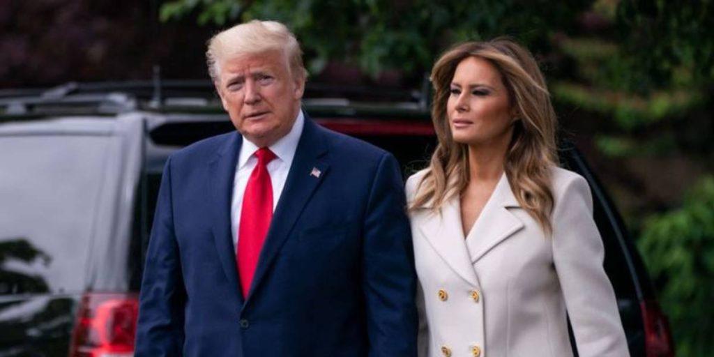 トランプ大統領とメラニア夫人の年齢差は24歳