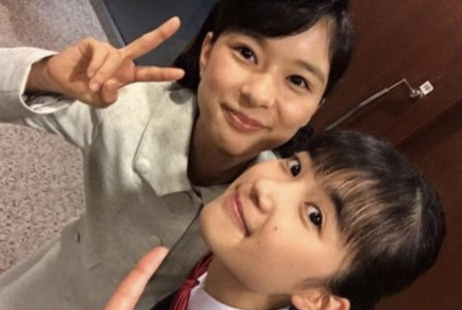 芳根京子さんと井頭愛海さんが似ている