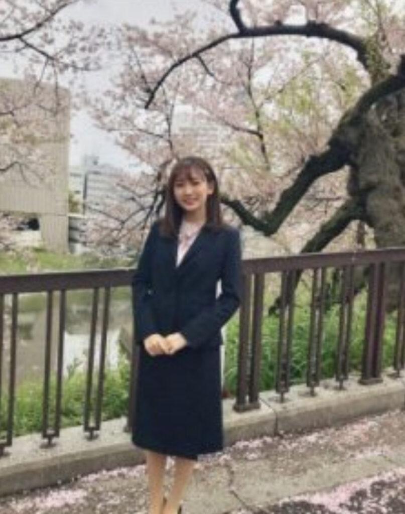 幾田りらさんの大学入学式
