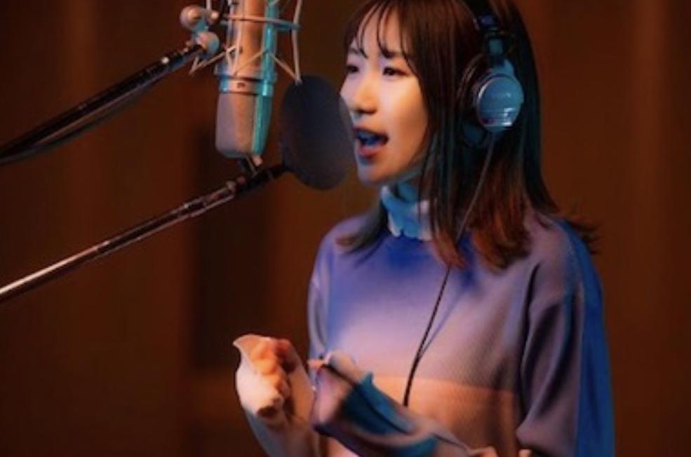 幾田りらさんの歌ってる時も可愛い