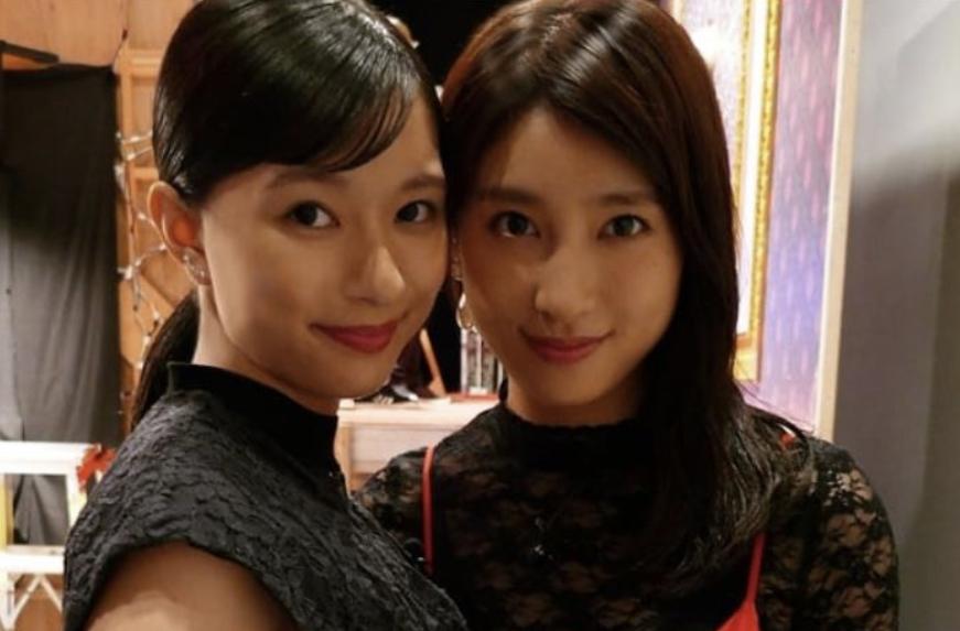 芳根京子さんと土屋太鳳さんが似ている