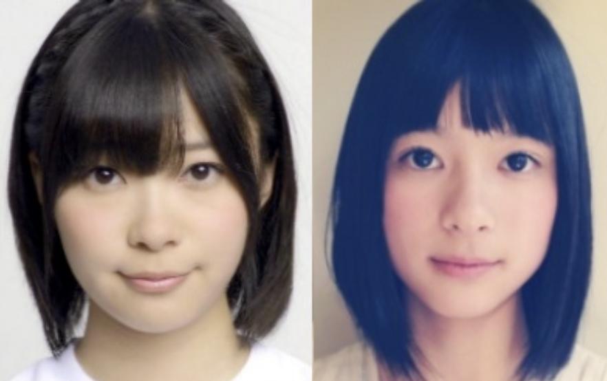 芳根京子さんと指原莉乃さんが似ている