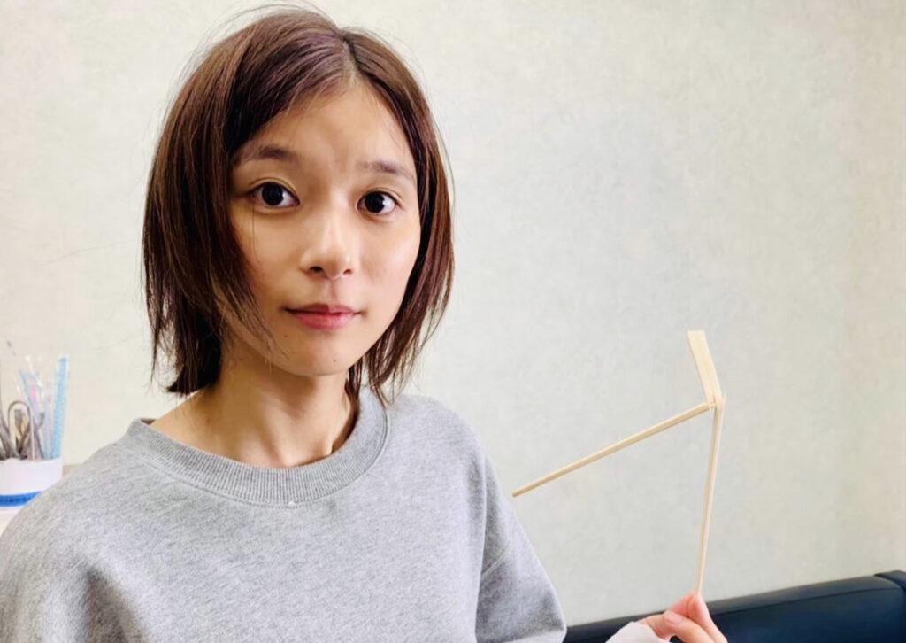 芳根京子さんのすっぴん画像