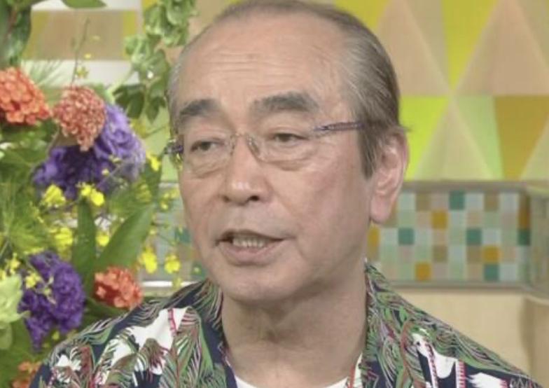 志村けんさんが新型コロナウィルスに感染