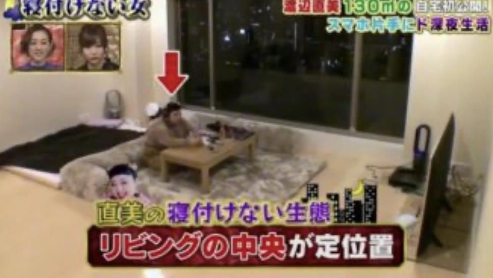 渡辺直美さんの東京自宅の家賃は70万円