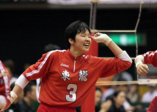 芥川愛加さんが通っていた高校